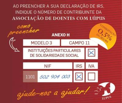 CONSIGNE 0,5% DO IRS